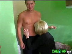 Big Tit Mamma Fucked Young Guys Kitchen Porn