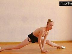 Sexy Russian gymnast