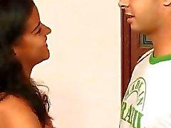 Indian Couple Hardcore Act