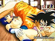 Sailor Mercury hardcore orgy