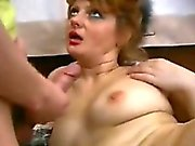 Mature Russian Woman Loves Young Cock
