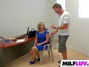 Sexy Ass MILF Carmen Valentina Gets Fucked