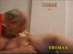 Turkish Father And Son Fuck Together