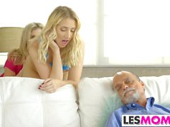 Stepmom Sierra Nicole Eats Her Stepdaughter Cory Chase