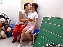 Hotaru Yukino Hot Japanese schoolgirl part5