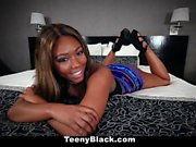 TeenyBlack - Sexy Chanell Heart Fucked In Hotel Room