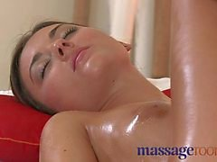 Massage Rooms - Horny young girls orgasms