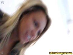 Naked Webcam Teen Solo Masturbation