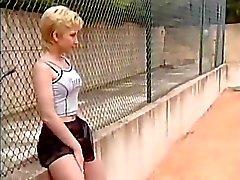 German Teen Tennis