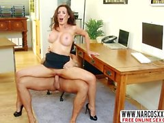 Silly Not Mom Nikki Benz Makes Extreme Cock