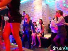 Cfnm party teens sucking