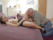 Boyfriend's father's cock