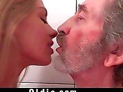 Very beautiful Lolly Gartner fucking grandpa