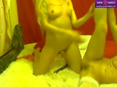 Russian lesbians Nastysha 8