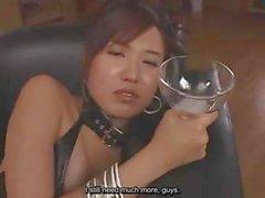 Gorgeous Gokkun Jizz Drinker