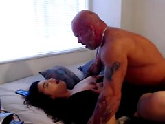 Hardcore Anal Fuck With Young Brunette