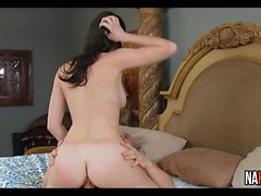 Perfect Tits And Ass Teen Fucked Kymberlee Anne