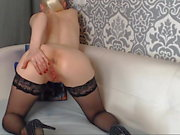 Wild Blonde Teen with Gorgeous Body HD Cam