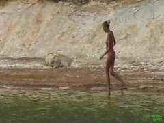 Katya Clover - Nudist River
