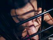 Spizoo - Teen Eden Sin gets double penetration, big dick