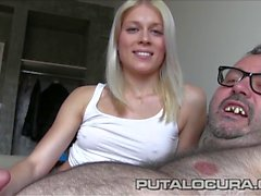 PUTA LOCURA Amazingly beautiful Czech Teen