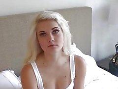 Described Video - MyBabySittersClub - Blonde BabySitter wants to Fuck