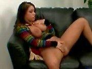 Babysitter caught masturbating on nanny cam