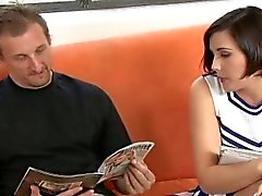 Young cheerleader fucked thoroughly