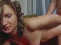 STP4 Daddy Gets Aroused And Fucks Her Ass !