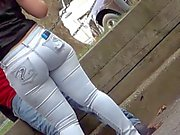 Amazing Latina Chica Ass