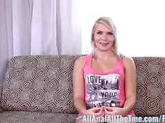Brace Face Teen Olivia Kasady Takes Deep Anal Pounding at AllAnal!