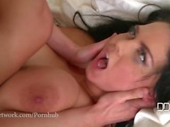 Insatiable Busty Rich Girl gets the fuck of her Life