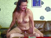 German Young Boy Seduce Step-Mom to get First Fuck