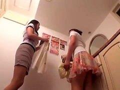 Japanese erotic teen massage 13