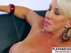 Sexy Not Mom Madison Milstar Ride cock Sweet Her Son's Friend