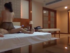 Big breasted sister Zhang Qianlin 1