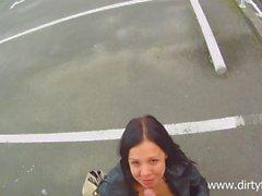 Doggystyle gangbang on a hiden webcam