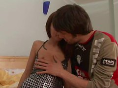 Delightsome thrusting and orallservice