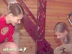 RuzzGirlz 18 Bath Russian Traditions AVBS1