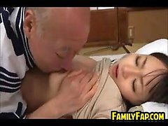Kinky Asian Step Daughter