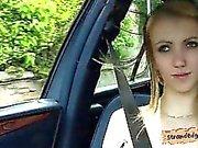 Teen Beatrix Glower nailed by stranger guy in public