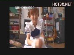 紺野朋美の濃厚な接吻とSEX Konno Tomomi