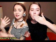 Teen Lesbians Best Friends