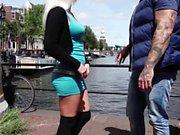 Dutch whore fingerbanged