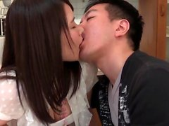 Sanae Akino blows hubby before - More at javhd