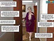 3d comic: chaperone 98-99
