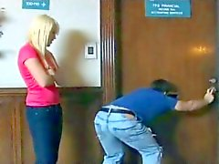 Students strap-on fuck at school - episode 2