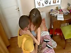 I love this incredible babysitters anal
