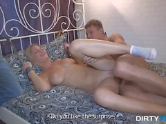 Dirty Flix - Sex surprise from perverted bf
