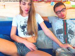 Amateur Webcam Couple Blowjob